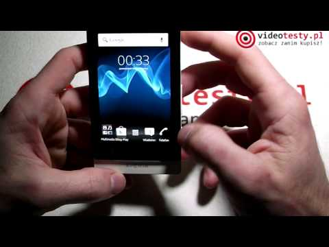 Sony Xperia Sola - videotesty.pl [RECENZJA]