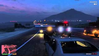 Grand Theft Auto V Ps4 single player with cheats