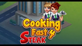 Cooking Fast: Meat Stand Full Gameplay Walkthrough