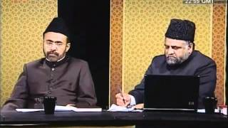 Is Isa Ibn Maryam the Promised Messiah, foretold in the Ahadith-persented by khalid Qadiani.flv