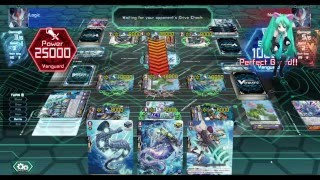 Cardfight Vanguard Online CBT Lets Play