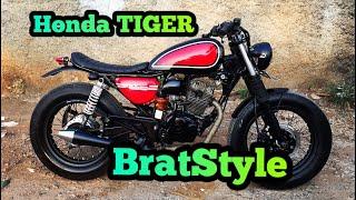 Video 🔥 Modifikasi 🔥 Honda Tiger Brat Style download MP3, 3GP, MP4, WEBM, AVI, FLV Oktober 2018
