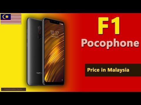 Pocophone F1 Price In Malaysia Poco F1 Price Specs In Malaysia Youtube