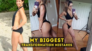 My 5 Biggest Lessons Learned On My Fitness Journey