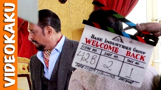 Welcome Back Hindi Film Shooting in Dubai