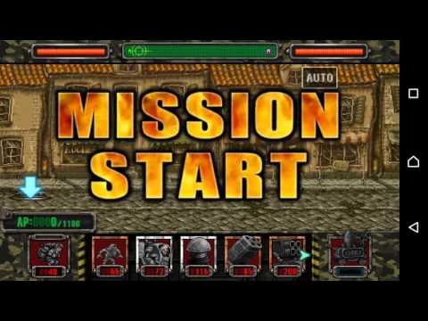 Metal Slug Attack - Online Battles! [Msa WiFi vs]