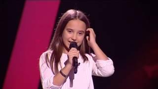 Margarida Sousa - Embeiçados - The Voice Kids