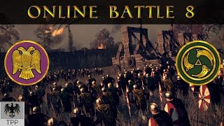 Total War: Attila - Online Battle 8 (ERE vs Alans)