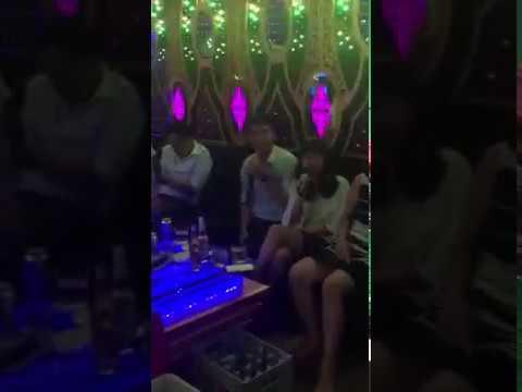 Sales team building karaoke full