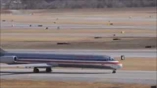 Omaha Eppely Airfield Spotting(OMA) with E-4B(747) touch and Go | 2014