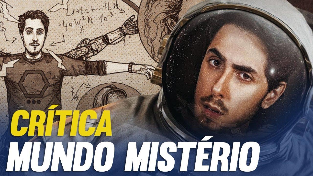MUNDO MISTÉRIO É BOA? | Nova série da Netflix feita por Felipe Castanhari