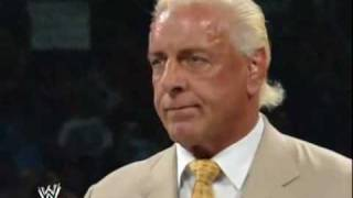 Ric Flair Farewell Address 1/4 [Read Description]