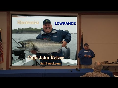 Fishing Electronics Seminar With John Keizer