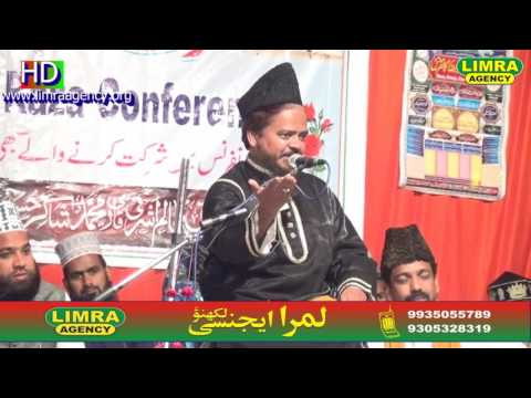 Maulana Dr  Zakir Hussain Gayavi Part 2  12 April 2017 Rajajipuram Lucknow HD India