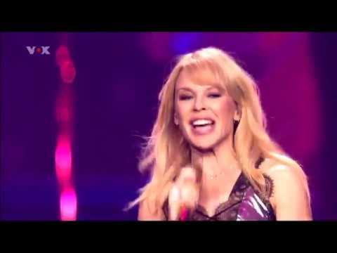 Kylie Minogue (Echo 2018) Dancing
