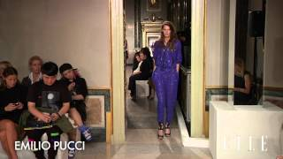 EMILIO PUCCI SS 2014 collection