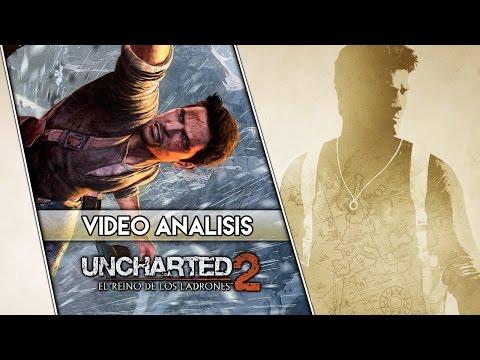 Vídeo-Análisis/Review | UNCHARTED 2: EL REINO DE LOS LADRONES [versión Nathan Drake Collection, PS4]