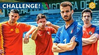 PENALTY CHALLENGE vs Futbol Emotion Spagna & Portogallo
