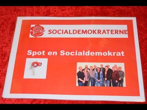 Socialdemokratiet vind en rejse