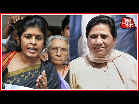 Dayashankar Singh's Family Files FIR Against Mayawati, BSP Leaders