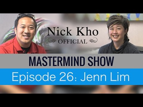 Jenn Lim Interview at Tony Hsieh's Home on Delivering Happin