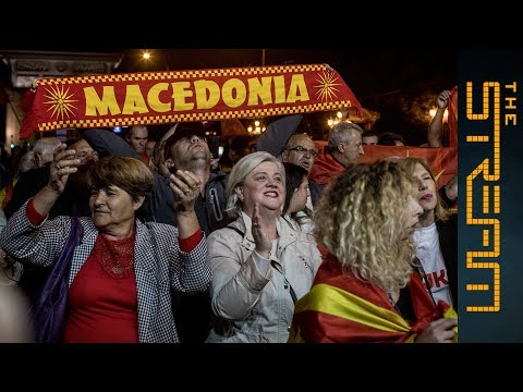 Change of heart: Why is Macedonia trying to rebrand?