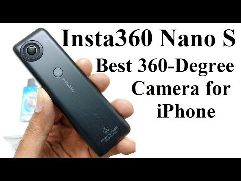 Insta360 Nano S Review - The Best 360-Degree Camera for