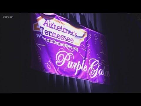 Alzheimer's Tennessee: 3rd Annual Purple Gala
