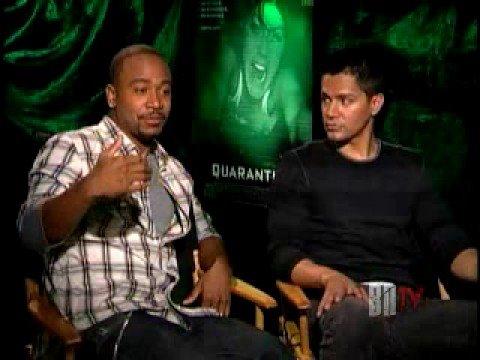 BDTV: 'Quarantine' Stars Columbus Short and Jay Hernandez