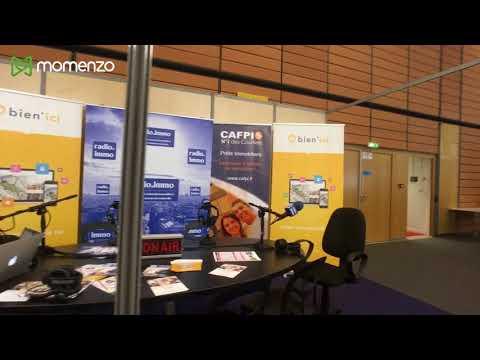 Radio immo - Salon immobilier Lyon 2018