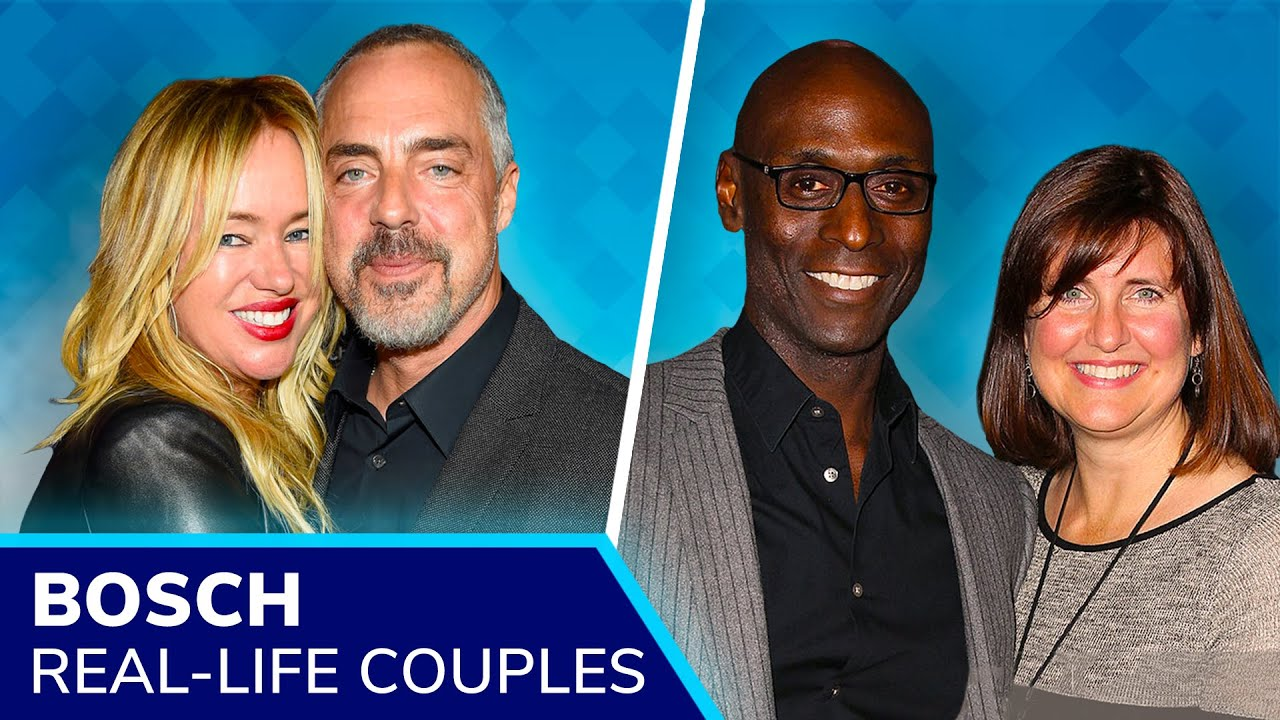 Download BOSCH Actors Real-Life Couples ❤️ Titus Welliver's many personal tragedies, losses and marriages