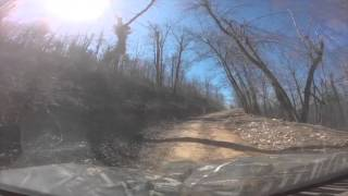 TrailHeads Off-Road Ride to Wolf Pen Gap and Cossatot Falls