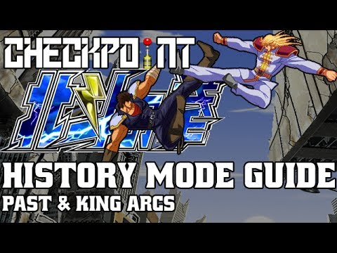 Hokuto No Ken PS2 History Mode Guide: Past & King Arcs