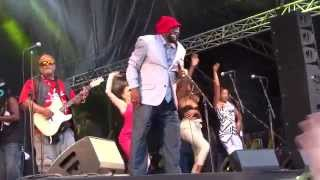 George Clinton & Parliament Funkadelic - We Want The Funk -  at Pori Jazz 2014, Finland