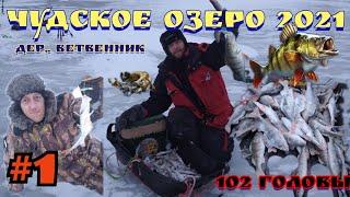 Зимняя Рыбалка на Чудском озере Peipsi Lake 2021 этот Балансир как косилка косит ОКУНЯ ПЕРВЫЙ ВЫЕЗД