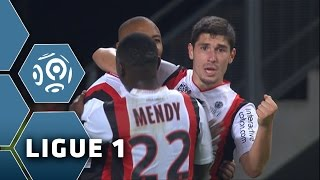 Stade Rennais FC - OGC Nice (1-4)  - Résumé - (SRFC - OGCN) / 2015-16