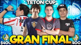 TET0N CUP GRAN FINAL🏆 Pompeyo4, xPedro15, Kodigo, Surgical TS, Beniju, Jose Brayan😱 | Clash Royale