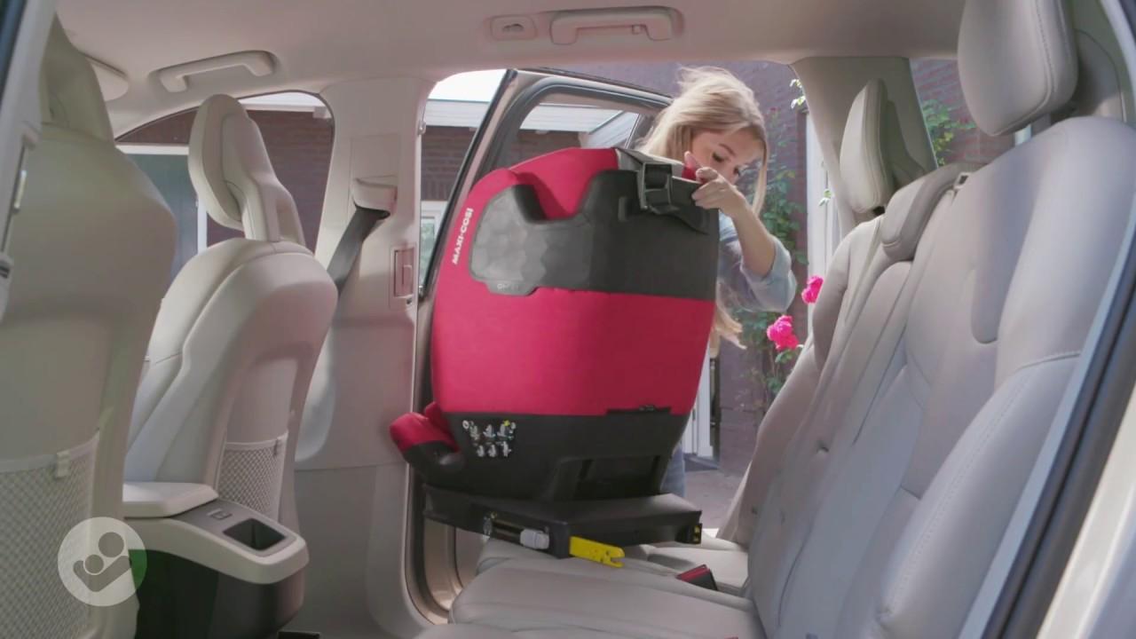 Maxi Cosi Titan Pro Car Seat How To Install Youtube