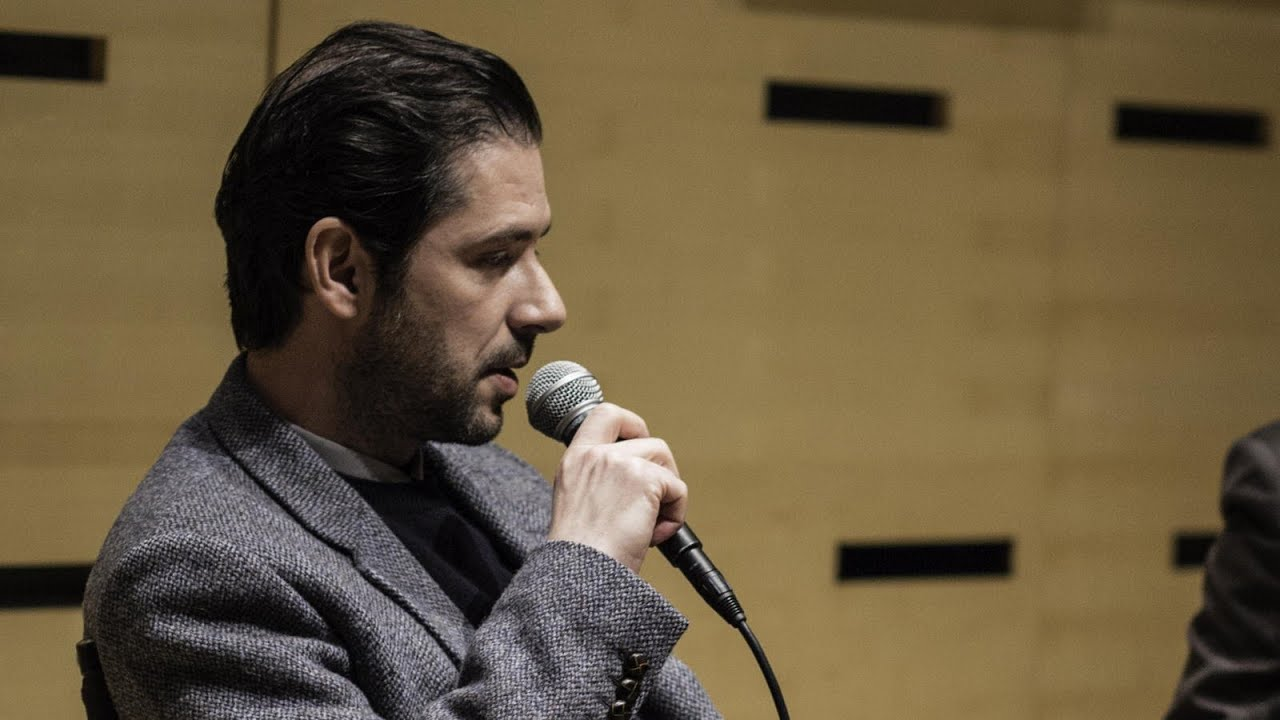 Melvil Poupaud   Free Talks   Rendez-Vous with French Cinema