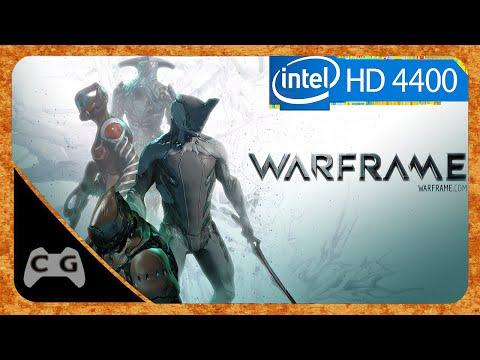 Warframe Teste Intel HD Graphics 4400 #175