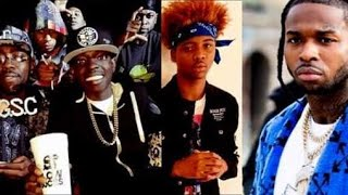 Bloods Take Credit Burning P Gutta On Rikers,pop Smoke 50cent,jaydee Aladdin ..DA PRODUCT DVD