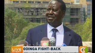 I'm not Duale's age-mate, CORD leader Raila Odinga
