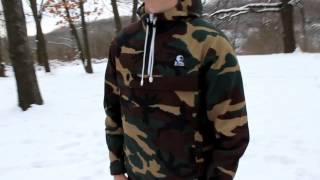 видео Преимущества спортивных брюк Fred Perry