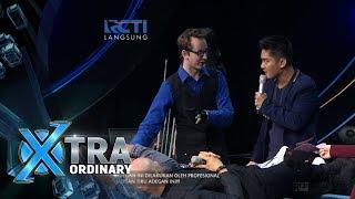 XTRA ORDINARY - Trik Menegangkan Dari Florian Venom Untuk Para Panelis [16 Maret 2018]