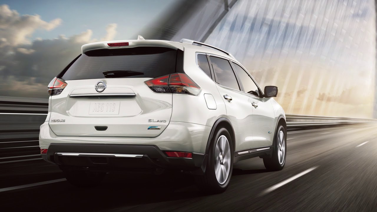 2018 nissan rogue all wheel drive awd if so equipped youtube. Black Bedroom Furniture Sets. Home Design Ideas