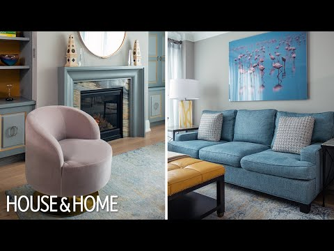house-tour:-luxury-townhouse-with-pops-of-color