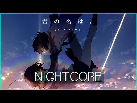 "「Nightcore」ONE OK ROCK — ""wherever you are"""