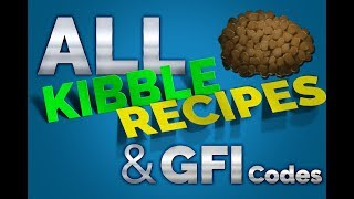 All Kibble Recipes & Gfi Codes | How To Make Or Spawn Kibble In Ark Survival Evolved