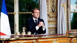 Emmanuel Macron has 'stood up for free speech' and for secularism