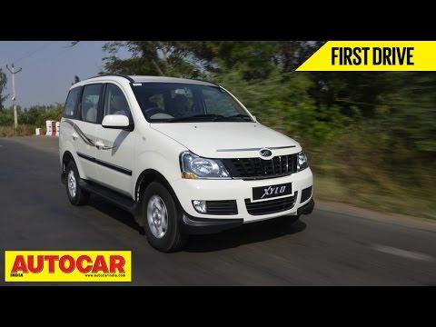 2014 Mahindra Xylo   First Drive   Autocar India - YouTube